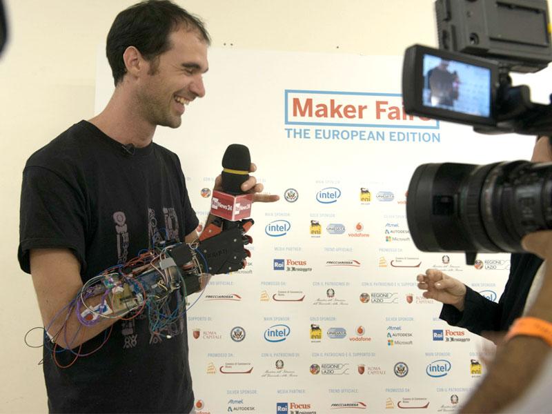 Fonte: www.makerfairerome.eu/it